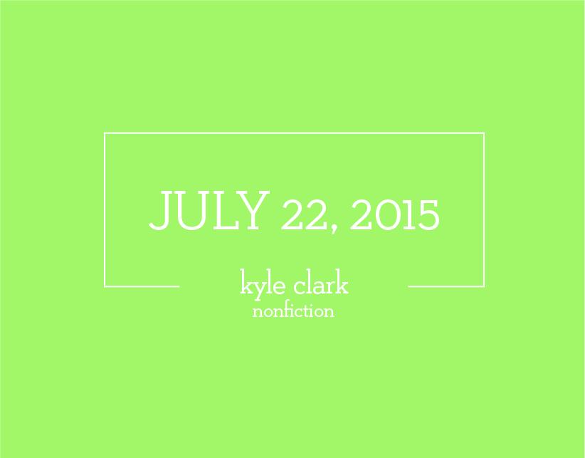 July 22, 2015