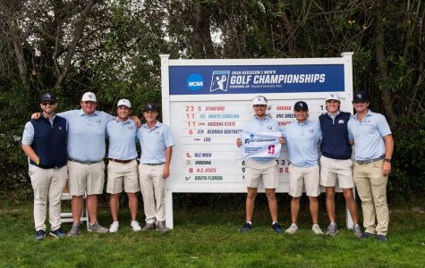 The team finished sixth place overall at the Stanford Regional.
