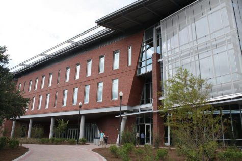 The Interdisciplinary Academic Building on Georgia Southern