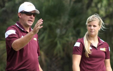 Butler had a highly decorated coaching tenure with the former Armstrong State golf programs