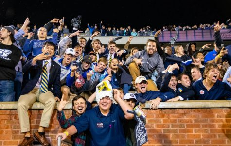 There has been no motion for Paulson Stadium to sell alcohol to the general public.