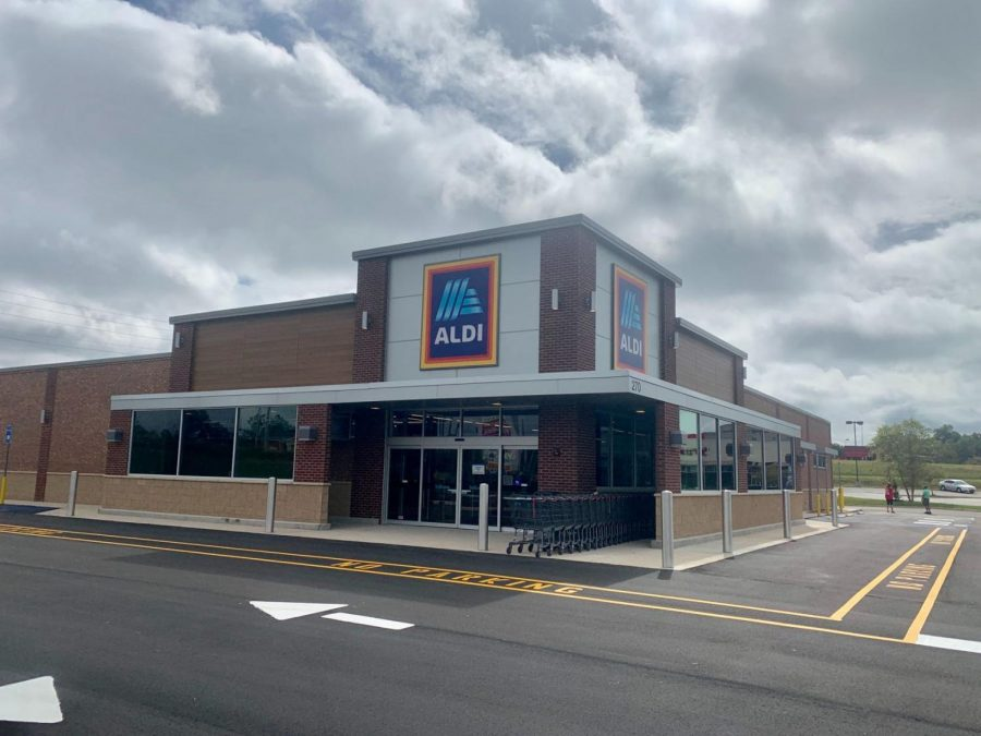 The Aldi grocery store is set to open on Aug. 29 at 270 Henry Blvd in Statesboro.