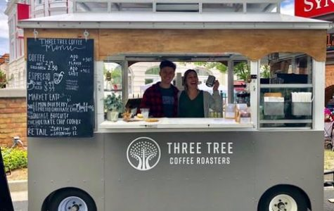 The Three Tree Coffee Trolley will be coming to Georgia Southern Mondays through Fridays.