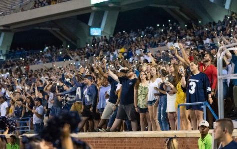 Georgia Southern Athletics seeks to find representation in student sections in the upcoming sport seasons.