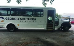 Any student can ride GS' intercampus shuttle