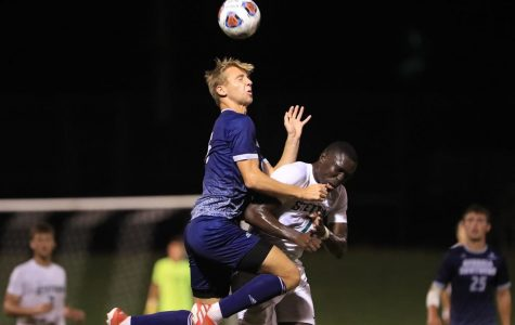 The Georgia Southern men's soccer team holds a 3-3 record going into this game.