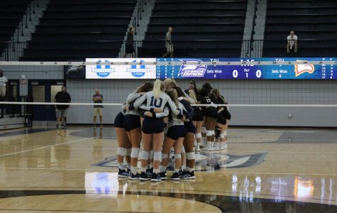 The team goes into this game 4-3 after a two-win weekend in the Georgia Southern Invitational.