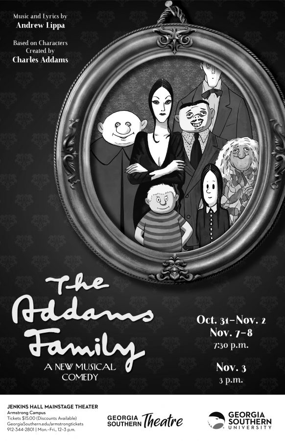 """The Addams Family"" is Headed to Armstrong Campus"