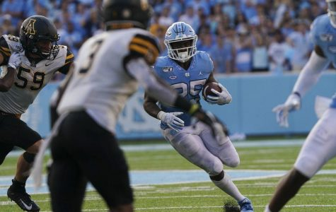 The Appalachian State Mountaineers claimed a huge win over North Carolina, beating the Power 5 school 34- 31.
