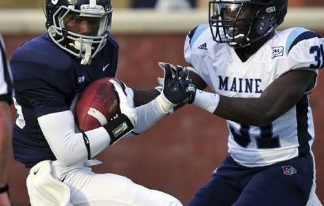 Georgia Southern ended UMaine's season in 2011, beating them in the NCAA football quarterfinals.