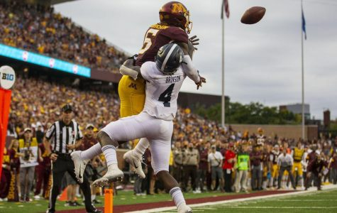 Georgia Southern allowed 382 total yards in their 35-32 loss to Minnesota Saturday.