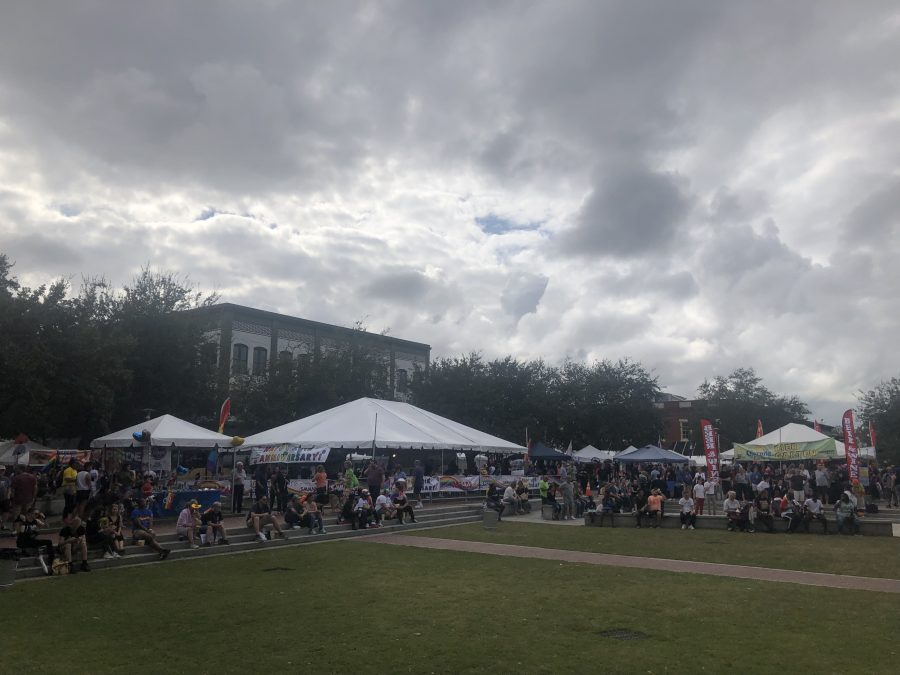 Savannah Celebrates Pride