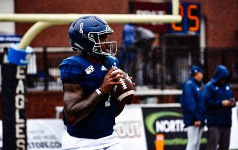 The Georgia Southern football team defeated Coastal Carolina, 30-27, on Saturday.
