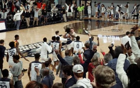 Georgia Southern's Hanner Fieldhouse is in the process of a three part renovation.