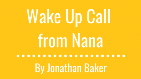 Wake Up Call from Nana