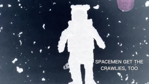 VIDEO - Spacemen Get the Crawlies, Too