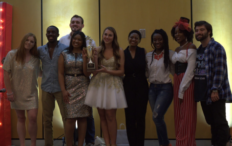 11 students competed at GSU Idol on Thursday, resulting in a tie.