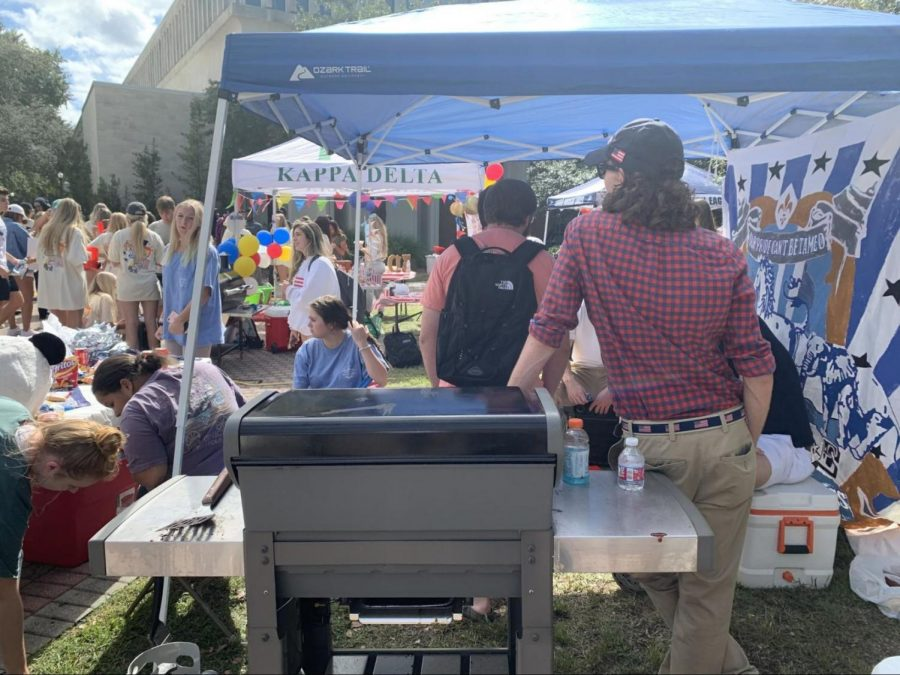 Cirque du BBQ ends eventful and busy homecoming week