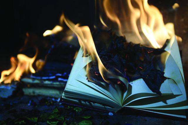A Quick History On Book Burning