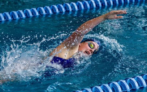 The Georgia Southern swimming and diving team will host their first swim meet of the season on Saturday.