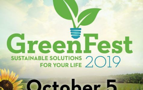 Greenfest will include live music, activities for kids and green products available for purchase.