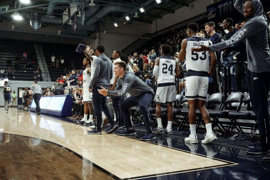 The Georgia Southern men's basketball team defeated Radford by three on Friday.