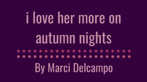 i love her more on autumn nights