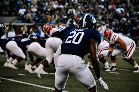 Projecting the Georgia Southern offensive starting lineup in 2021
