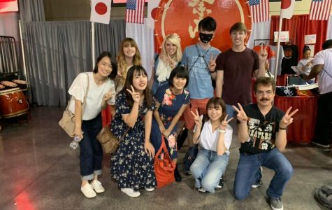 Understanding, practicing and integrating Japanese culture man goals of Georgia Southern's Japanese club