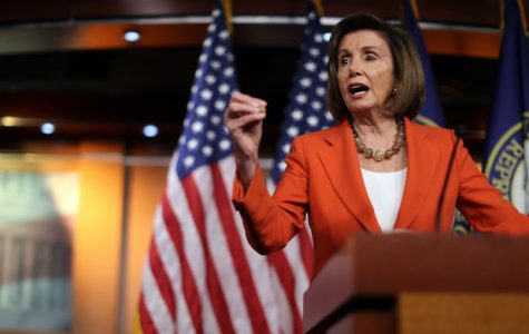 Nancy Pelosi announced the College Affordability Act on Oct. 15.