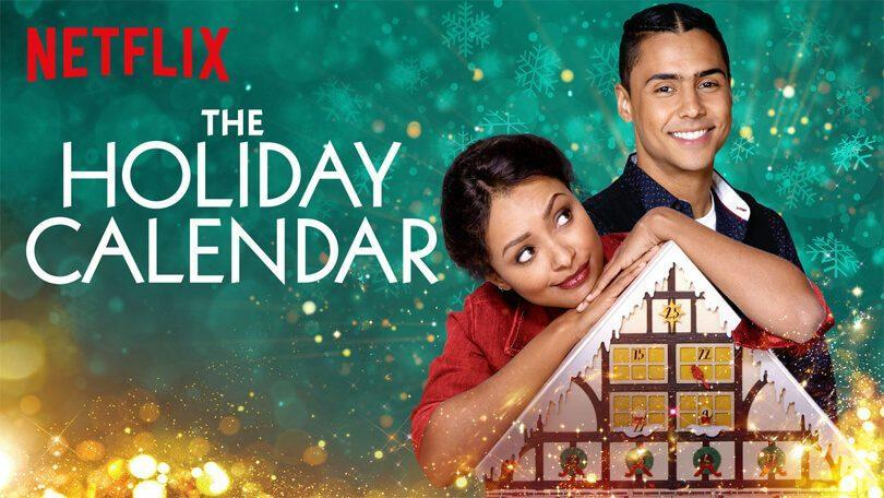 "Poster for ""The Holiday Calendar."" Photo from Netflix.com."