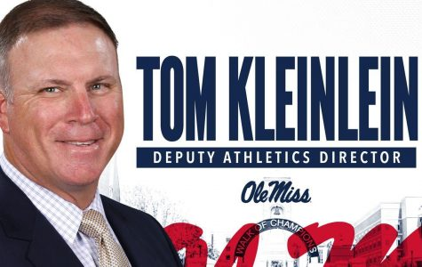 Georgia Southern Athletic Director Tom Kleinlein has been hired as the deputy athletic director at Ole Miss
