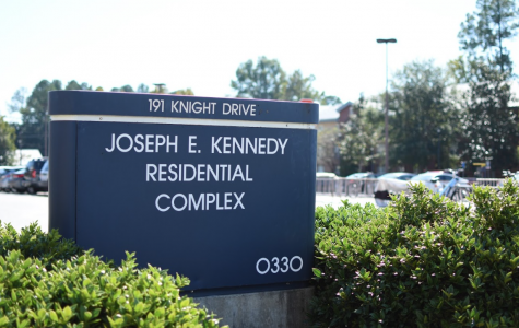 Kennedy Hall and University Villas will undergo changes in 2020.