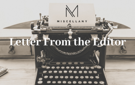 Letter from the Editor: Welcoming a New Decade