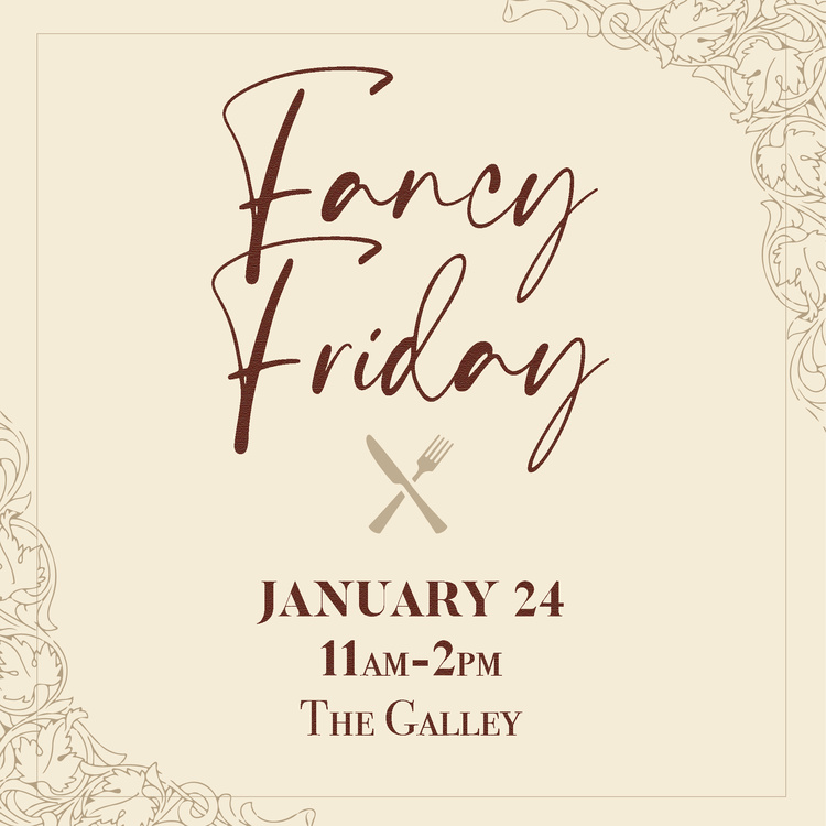 Daily Story: Fancy Friday