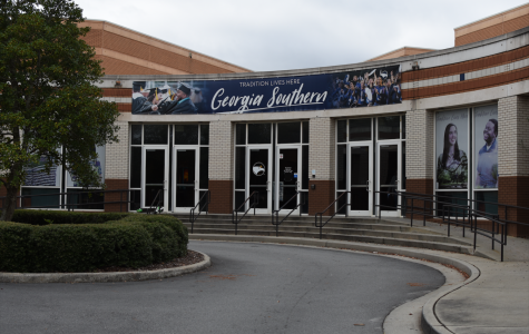 The candidates' open forums in Statesboro next week will take place in the Russell Union Theater.