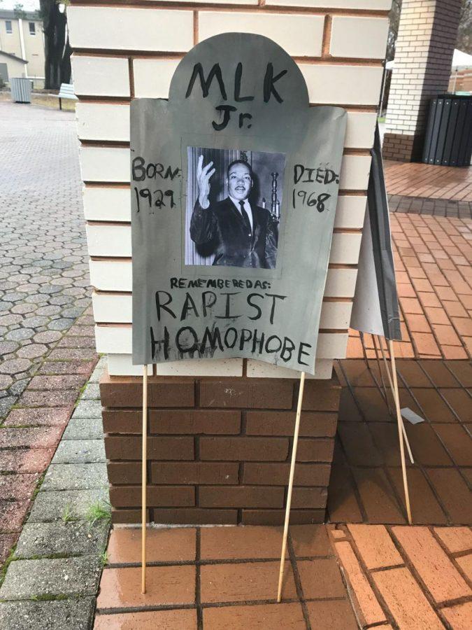MLK sign