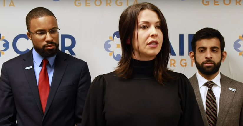 Abby Martin is suing the state of Georgia after being removed as a keynote speaker at Georgia Southern for not signing an oath to not boycott the Israeli govenment.