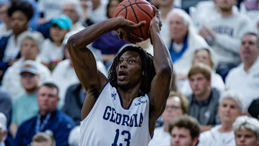 Quan Jackson scored 18 points while grabbing seven rebounds in the win.