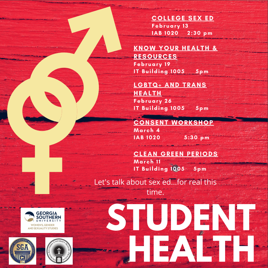 Georgia Southern freshman plans sex education events for college students