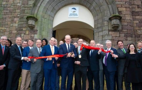 20/11/2019. Georgia Southern University Opens its first International Facility in Ireland. Picture: Patrick Browne