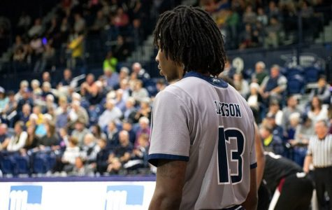 Quan Jackson has been a sigificant playmaker for the Georgia Southern men's basketball team. He enters the transfer portal after the departure of former Head Coach Mark Byington.