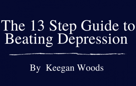 The 13 Step Guide to Beating Depression