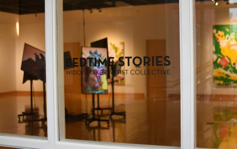 Bedtime Stories: The Widow Maker Collective showcases their work at Georgia Southern
