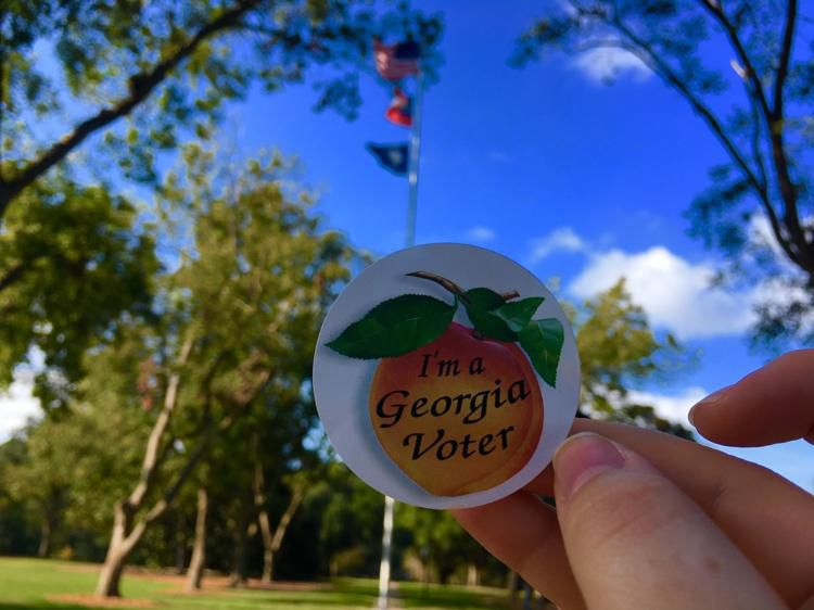 Georgia primary election delayed