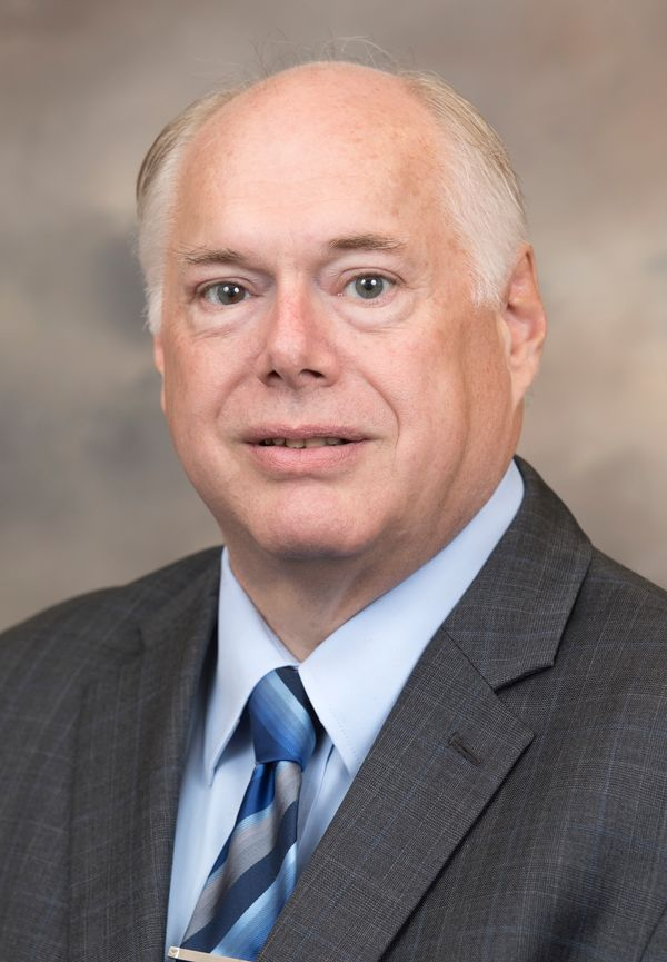 Carl Reiber is the provost and vice president for academic affairs at Georgia Southern University