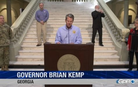 Governor Brian Kemp addressed Georgians in a live stream on Wednesday evening with more information regarding the updated state of emergency.