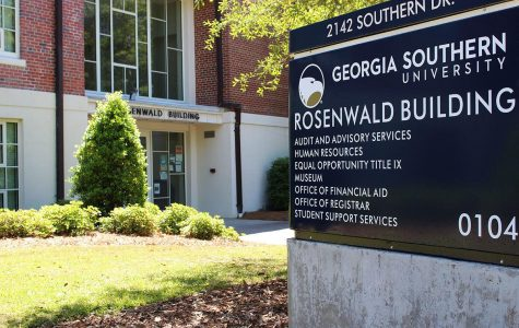 The Equal Opportunity and Title IX is located in the Rosenwald Building.