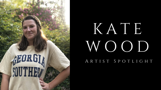 Artist Spotlight: Kate Wood