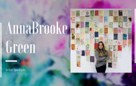 Artist Spotlight: AnnaBrooke Greene